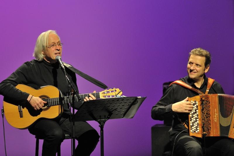 Saint-Cloud: concert hommage à Georges Brassens