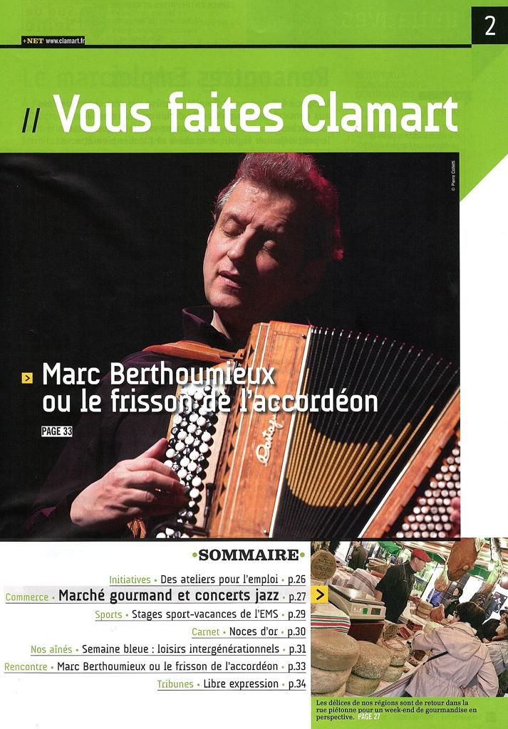 02-Clamart infos Sommaire