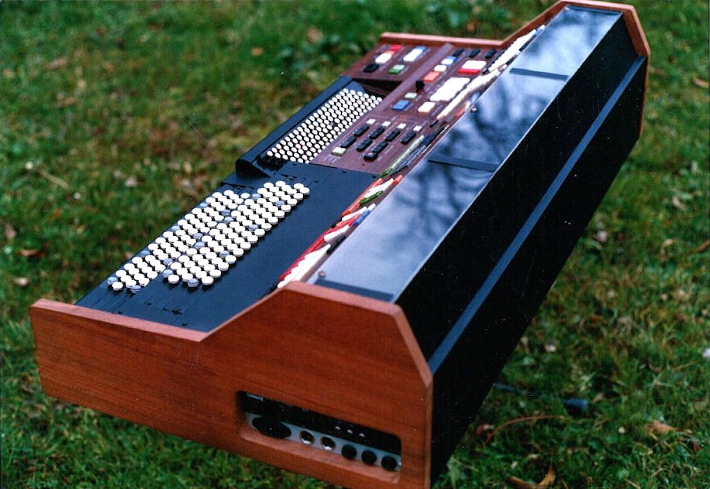 Orgue Technics boutons-3