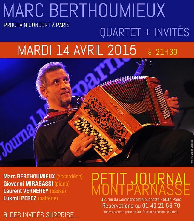 Concert Marc PJM 2015