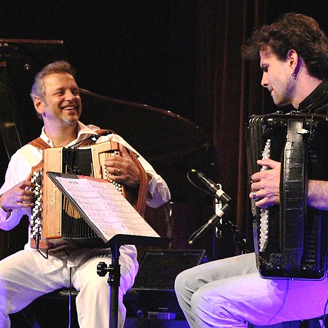 Marc et Vincent Peirani 2