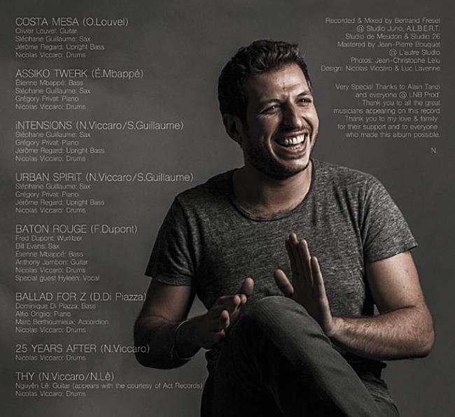 Nicolas Viccaro - Album Credits