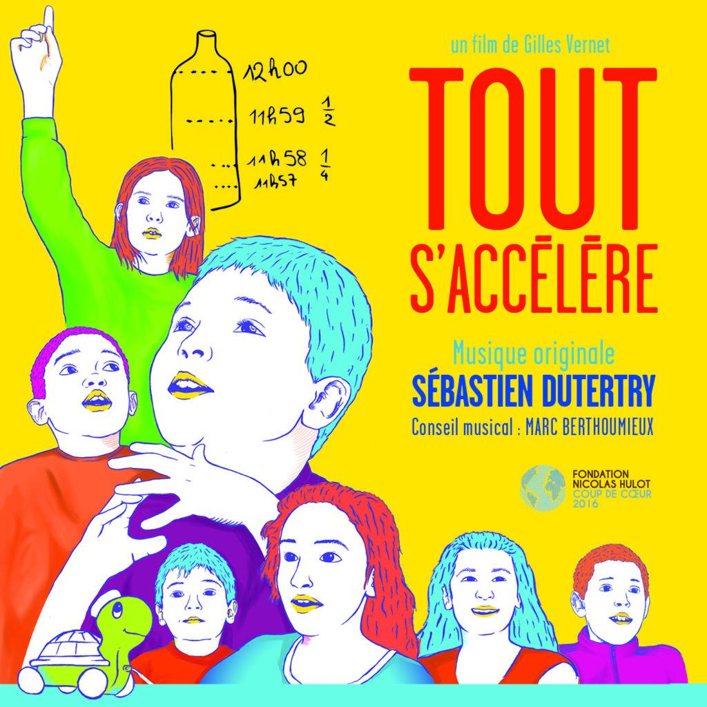 TTSCLR • Pochette BAT VECTO