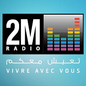 Radio 2M visuel Logo