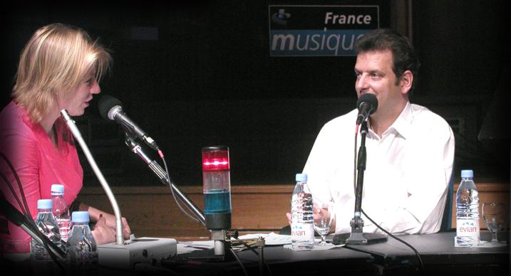 France Musique avec Arielle Butaux