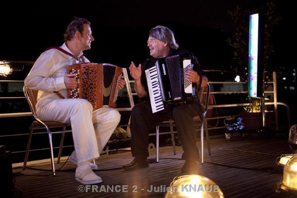 Marc Berthoumieux et Bernard Lubat